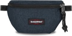 Blauwe Eastpak Springer Heuptas - Triple Denim