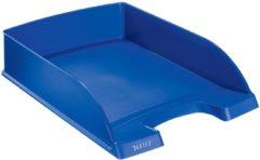 Leitz Plus 5227 Brievenbakje Blauw A4 500 pagina's Polystyreen 25 5 x 35 7 x 7 cm