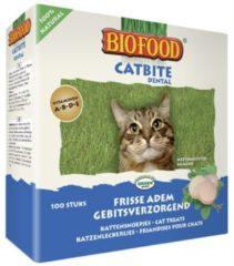 Biofood Catbite Kattensnoepje (Tandverzorging stuks 100 stuks
