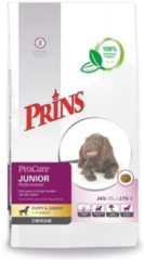 Prins Procare Junior Performance Gevogelte&Vlees - Hondenvoer - 10 kg - Hondenvoer