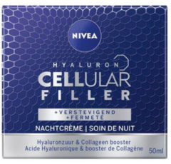 Nivea Cellular Anti-Age Volume Filling nachtcrème - 50ml