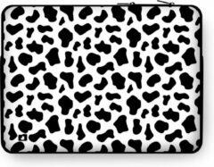 """DuckZip Laptophoes 15 inch – Macbook Sleeve 15"""" - Koeprint"""