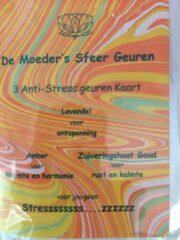 Oranje 3 Anti-Stress geuren Kaart De Moeder's Geuren