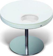 Esprit Tisch rund 65 cm weiss lackiert Esprit Home Neo