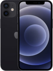 Apple iPhone 12 mini 128GB Schwarz MGE33ZD/A