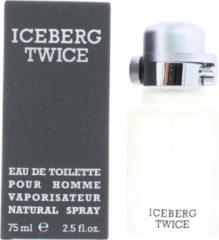 Iceberg Twice Homme - 75ml - Eau de toilette