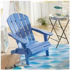 Outdoor-Stuhl Anker Blue used
