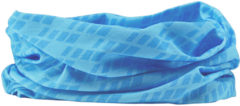 GripGrab - Multifunctional Neck Warmer - Halsdoek maat One Size, blauw/turkoois