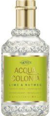 4711 Acqua Colonia Lime & Nutmeg Eau de Cologne Spray 50 ml