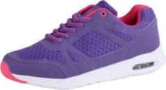 HSM Schuhmarketing AIR STAR Damen Sportschuh, Violett/Pink/38 /violett/pink