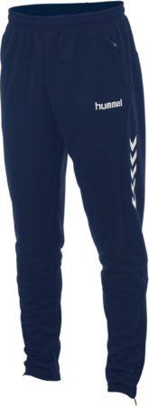 Afbeelding van Marineblauwe Hummel Authentic Team Tts Pant Sportbroek Kinderen - Navy