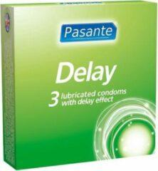 Pasante Delay - 3 stuks - Condooms