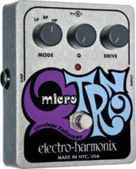 Electro Harmonix Micro Q-Tron Envelope Filter pedaal