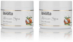 Lavolta Body Mousse Shea & Kokos, Duo