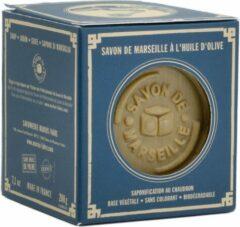 Marius Fabre Savon marseille zeep in doos olijf 200 Gram