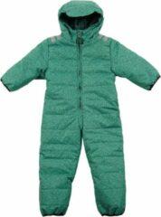 Ducksday - Kids Baby Snow Suit - Overall maat 68, turkoois