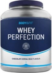Body & Fit Whey Perfection - Whey Protein / Proteine Shake - Chocolate Cereal Milk - 2270 gram (81 shakes)