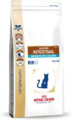 Royal Canin Veterinary Diet Gastro Intestinal Moderate Calorie - Kattenvoer - 2 kg