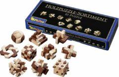 Philos Puzzel Assortiment, 10 Puzzels 325x120mm