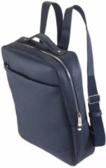 "Blauwe Bombata Backpack PARIS CLASSIC 15,6"" Small - BLUE"