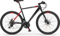 MBM Crossbike SKIN 28 Zoll 27-Gang Schwarz