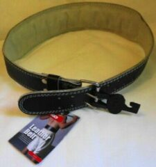 Zwarte TKO Weightlifting Belt Fitness Riem - Maat XL