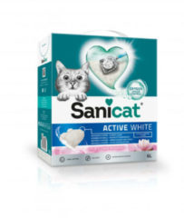 Sanicat Active Wit Lotusbloem 6 liter
