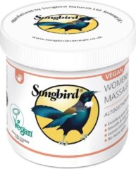 Songbird Vegan Women's Blend Massage Wax 550 gram