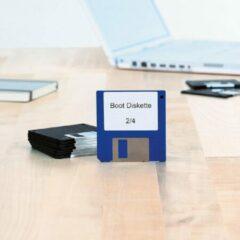 Diskette-etiketten Herma wit 3,5 70x50,8 A4 250 st.