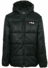 Zwarte Windjack Fila Shigemi Padded Jacket Wn's