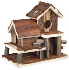 Trixie Natural Living Huis Birte - Kooi Accessoire - 25x24x16 cm