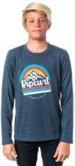 Rip Curl Rainbow Mountain T-Shirt LS Boys