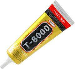 MMOBIEL T-8000 50ML Multifunctionele Industriele Lijm Zwart incl. Precisietip
