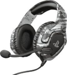 Trust GXT 488-G Forze - PS4 Official Licensed Game Headset - Camo Grijs