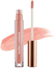 Nude by Nature Lippenmakeup 02 Peach Nude Lip Gloss 3.75 g