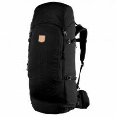 Zwarte Fjällräven Fjallraven Keb 52 W Backpack 52 liter - Black-Black - Dames