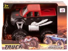 Dickie Toys Monstertruck Frictie