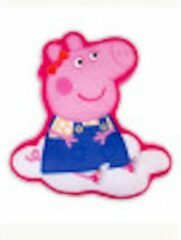 Roze Peppa Pig Prachtig kussen van Peppa Big