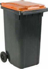 Ese Minicontainer 240 liter grijs/oranje
