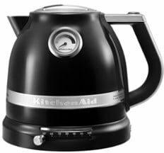 Zwarte Kitchen Aid KitchenAid 5KEK1522EOB Waterkoker - Zwart