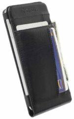 75997 Krusell Kalmar Wallet Case Samsung Galaxy Alpha Black - Krusell