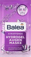 Balea Hydrogel oogmasker met Amethistpoeder (1 paar)