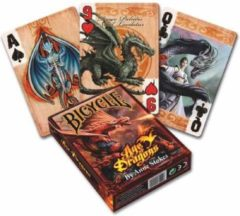 Anne Stokes Age of Dragons speelkaarten multicolours - Fantasy - Nemesis Now
