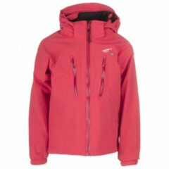 Isbjörn - Kid´s Storm Hard Shell Jacket - Hardshelljack maat 122/128 roze/rood