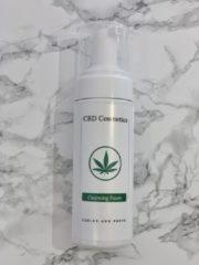 Lesley-Ann Poppe CBD Cosmetics Cleansing Foam