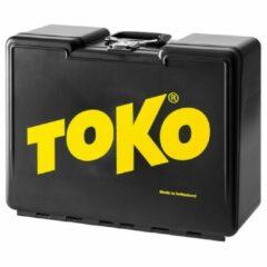 Toko - Big Box (Leer) maat 46 x 18 x 36 cm zwart