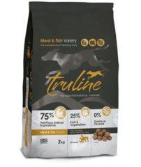 Truline ultra premium hond adult vis/vlees hondenvoer 2 kg