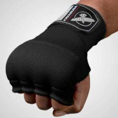 Hayabusa Quick Gel Handwraps - Zwart - maat M