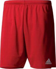 Adidas Parma 16 Sportbroek - Maat M - Mannen - rood/wit