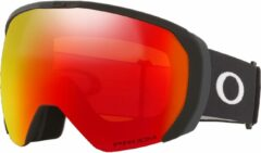 Zwarte OAKLEY flight Path XL Matte Black goggle